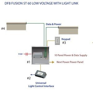 Low Voltage Wiring Diagram from www.dfbsales.com