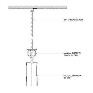 Ripplefold Detail Drawings Dfb Sales