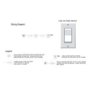 wiring diagrams dfb s 01 single line voltage shade wiring pdf